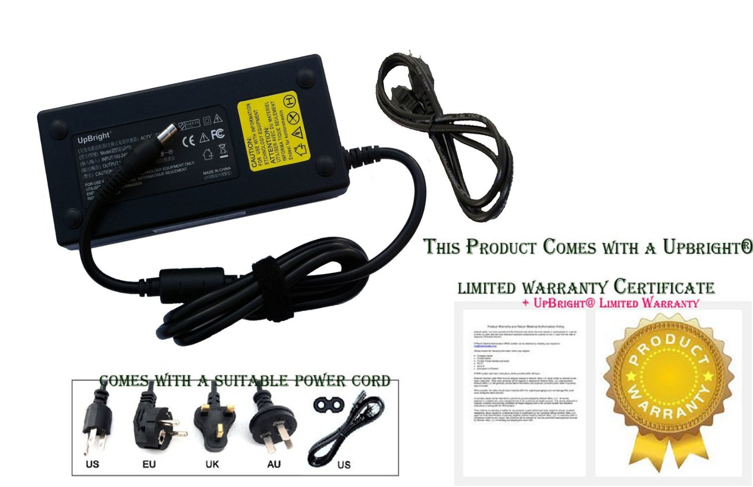 Acer 120W Replacement AC adapter for Acer Aspire V3-772G Series Notebook: Acer Aspire V3-772G-54208G75Makk, Acer Aspire V3-772G-747a8G1TMckk, V3-772, V3-772G, V3-772G-9460, V3-772G-9653, V3-772G-9821, V3-772G-9822, V3-772G-9829, 100% Compatible with P/N: AK.120AP.022, PA-1200-01, ADP-120ZB BB,