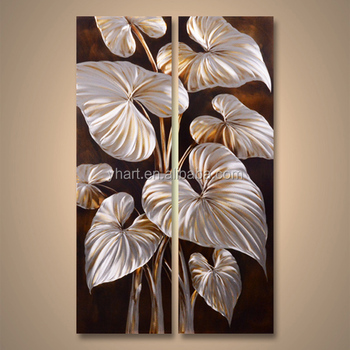 Home Decor Design Modern Metal Wall Art Aluminum Paintings