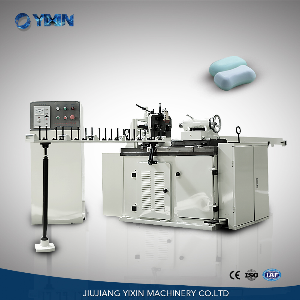 Yixin machinery Automatic soap stamper soap machine