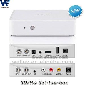 WHD7010C DVBC HD MPEG4 STB