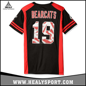 e018ed63a49 Custom Ncaa Football Jerseys, Custom Ncaa Football Jerseys Suppliers and  Manufacturers at Alibaba.com
