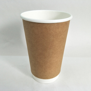 Food Grade Water and Oil Proof Customized Disposable Paper Cups