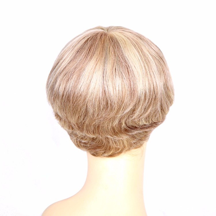 """color #4 Human Hair iband Grip 14/"""" Hair Lace Band with wig grip attatched"""