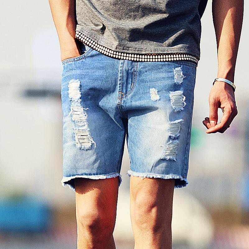Unastar Men Summer Straight Stretch Fashion Classic-Fit Casual Pants