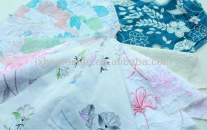 Embroidered Cotton Fabric, Emb. Fabric