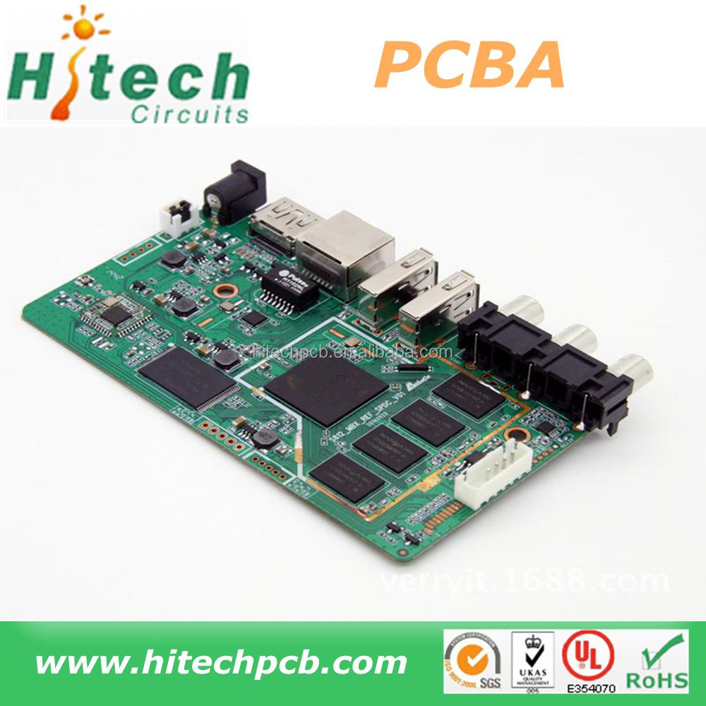 Keyboard Pcb Assembly Service Smt Odm Oem Printed Circuit Board Suppliers And Manufacturers At
