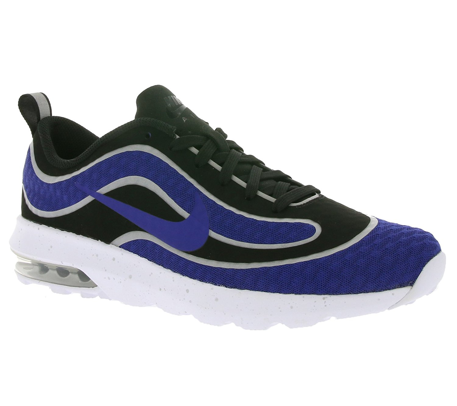 timeless design 5040c 52bee ... Sports Shoes. NIKE Air Max Mercurial 98 Men Trainers Blue 832684 400