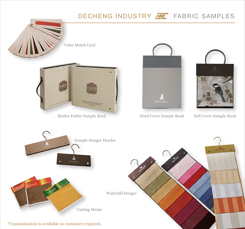 Book Cover Material Examples ~ Waterfall fabric sample hanger buy