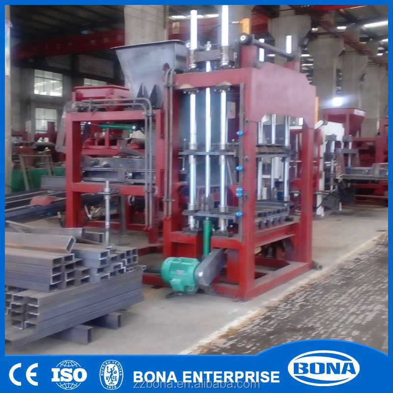 Building And Construction Equipment Foam Concrete Block Making Machine