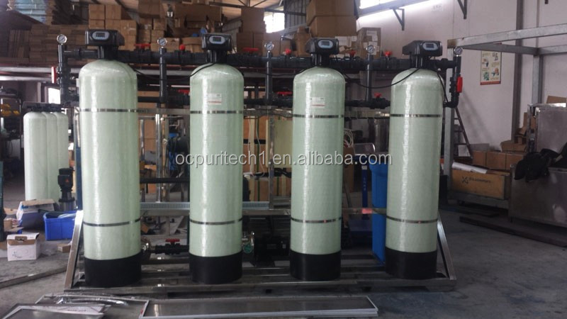 product-Ocpuritech-500LPH industrial RO water treatment system for sale-img-3