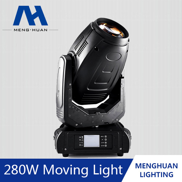 Sharpy Beam Spot Wash R10 280 W Moving Head Stage Light