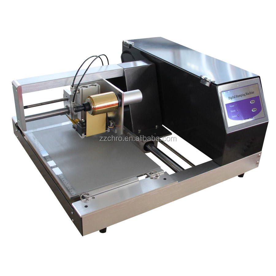 Automatic Digital Foil Stamping Printer With Best Price