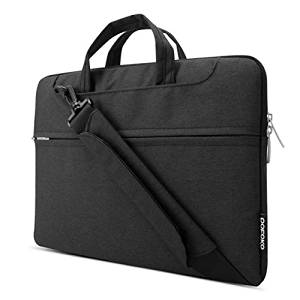 Macbook Air 13 Bag, Macbook Pro Bag 13 inch, Umiko(TM) Laptop Notebook Sleeve Case Carry Bag Pouch For Macbook Pro 13'' / Macbook Air 13''/ Macbook Pro retina display 13'' - Black