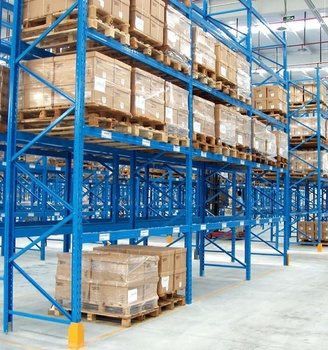 Selective Warehouse Pallet Racks Industrial Racking Systems