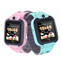 Kids Smart Watch GPS LBS Double Location Safe Children Watch Activity Tracker SOS Card for Android and IOS best watch