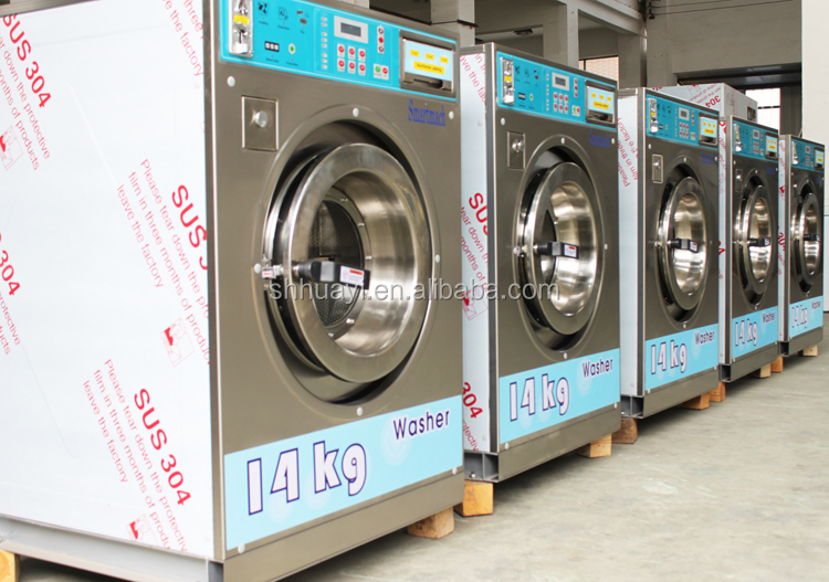 how to coins from laundry machine