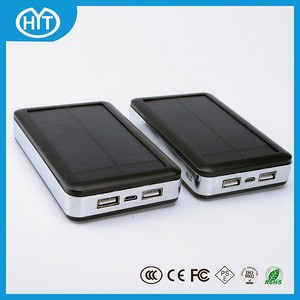 Solar usb charger phone dadget power bank cargadores