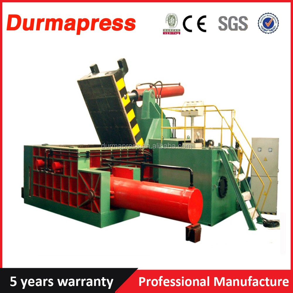 Y81/T-125Z Hydraulic Baler for Metal Scrap Processing