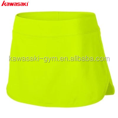 latest new fashion women custom private label fitness wear tennis skirt