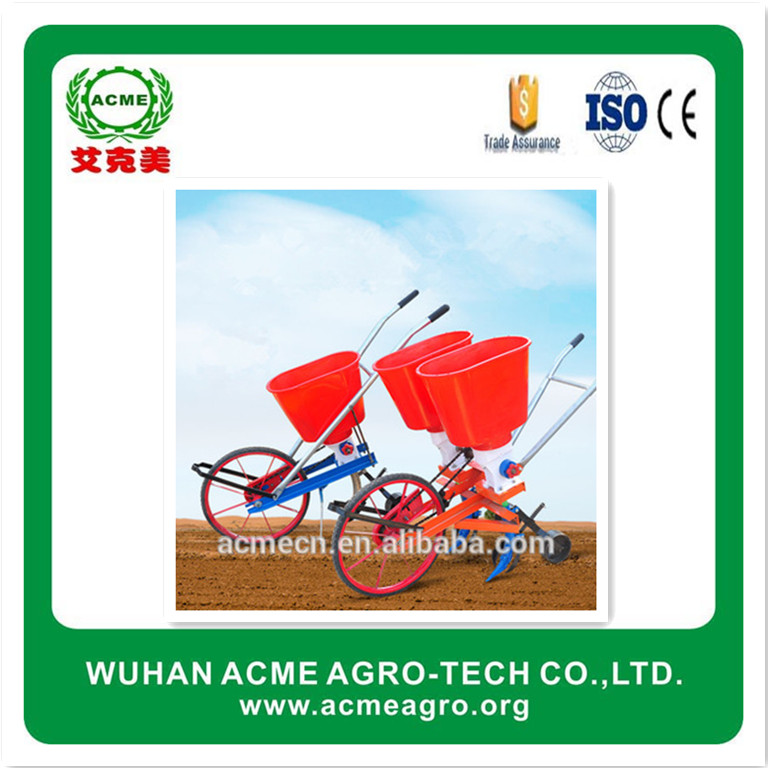 easy and safe to operated seeder fertilizing seeding machinery