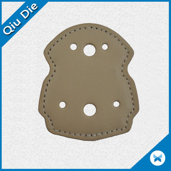 Laser Cut Blank Leather Patches For Furniture