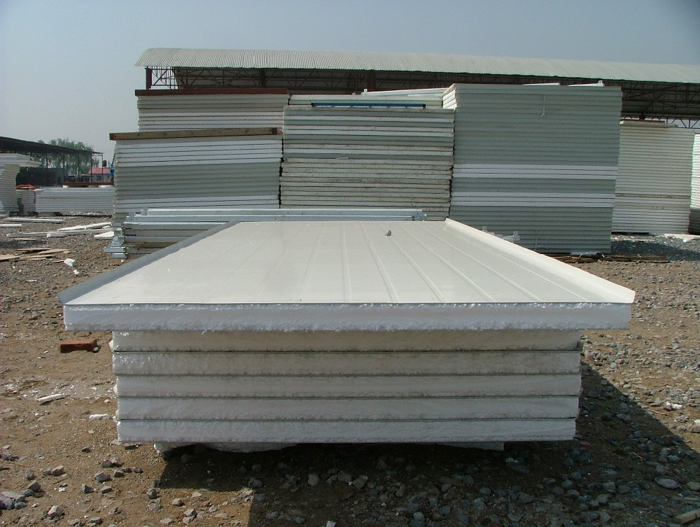 Eps Foam Roof Panels : Eps galvanized fascia steel panel for wall and roof buy
