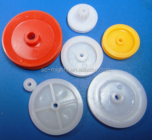 Low Cost Small Plastic Pulley