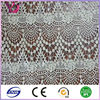 2014 African hot sale water soluble embroidery lace fabric for blouse