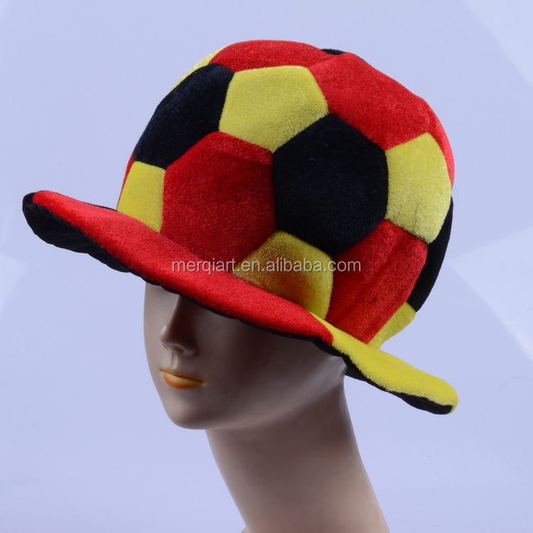 Factory Direct Sell2018 World Cup Germany Football Hat Football Fan ... 75fd6dfdc9d
