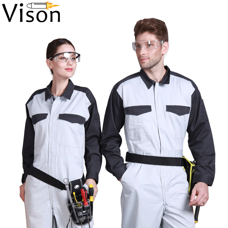 Back To Search Resultshome Fine Car Beauty Workshop Uniform Auto Repair Clothes Wear-resistant Jacket Long-sleeved Unisex Machine Repairing Clothing Top+pants We Have Won Praise From Customers