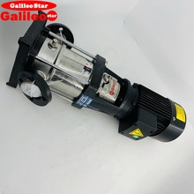 GalileoStar4 molecular drag pump low pressure centrifugal pump