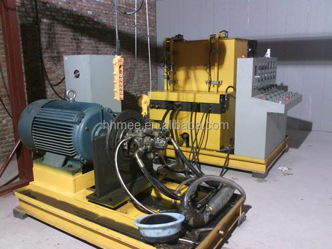 High Power Manual Hydraulic Pressure Testing Pump Used For: hydraulic motor testing