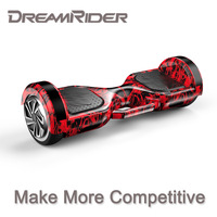 2018 New Cheap 6.5inch hoverboard electric scooter self balancing scooter balance