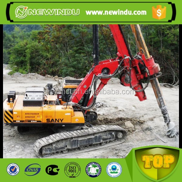China TOP 1 SANY Best Selling SR265C10 core drilling rig water well drilling rig
