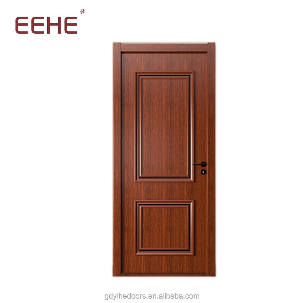 Mdf swing houten flush deur voor interieur