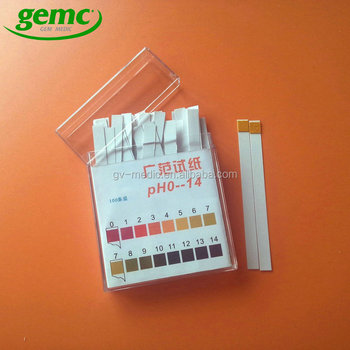 1-14 strips pH paper Indicator Paper
