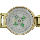 Outdoor Camping Metal Compass Watch military compass