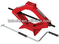 red types scissor mechanism of mechanical jack