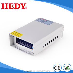 Swiching power supply ac 220v dc 5v 12v 24v output led driver 5v 12a for led display