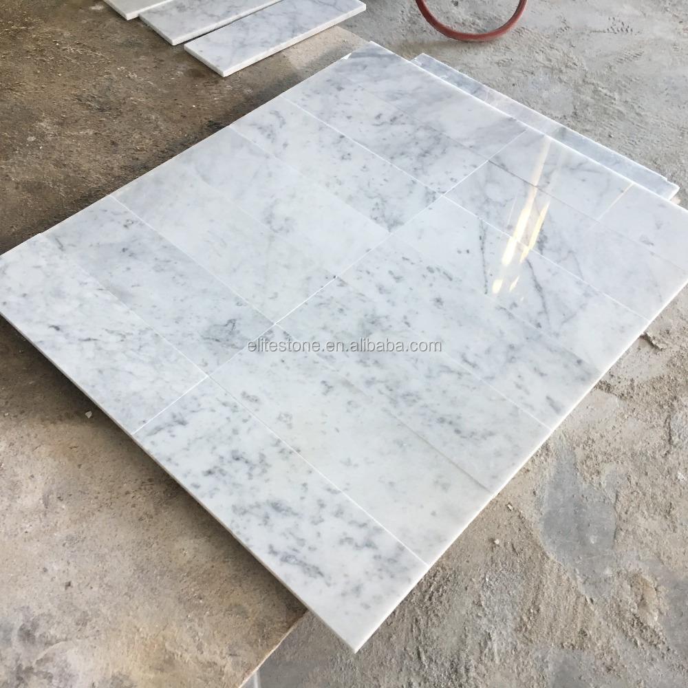 Salle De Bain Couleur Beige ~ bianco carrara calacatta marbre blanc carrelage pour salle de bains