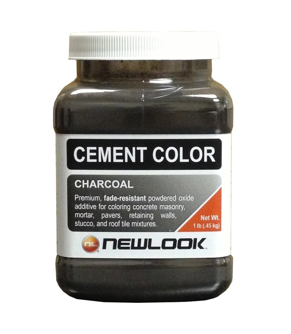 NewLook 1 lb. Charcoal Fade Resistant Cement Color