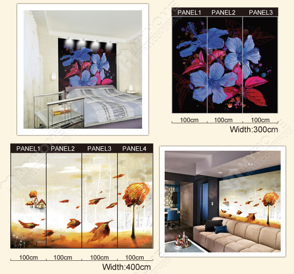 Creative Home Interior Decorative Beautiful Natural Seascape 3D Wall Mural Photo Wallpaper