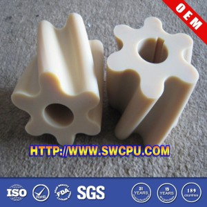 Plastic material bevel gear wheel for hot sale