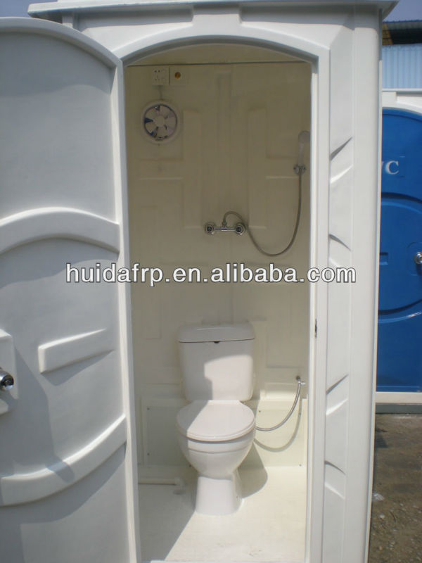 Huida Westerneastern Style Portable Toilet And Shower Room - Portable bathroom with shower