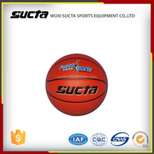 PU material cheap colourful basketballs for kids