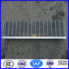 aisi stainless steel or hot dip galvanized industrial prefabricated steel platform grating