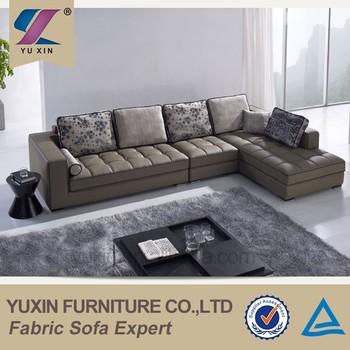 Merveilleux Medium Sized Grey Green Genuine Leather Sofa/synthetic Leather Sofa