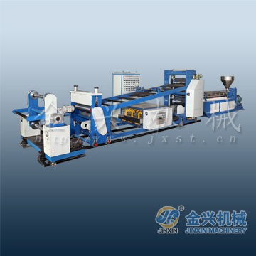 Top Quality PP/HIPS/GPPS/PE Extrusion Machine