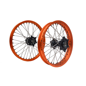 Powersport Aftermarket Part CRF 250 450 Front Alloy Wheels For Enduro  Motorcycle