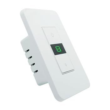 New Products American Smart Fan Dimmer Wifi Led Dimmer Wall Switch - Buy  Wifi Dimmer Switch,Led Dimmer Switch,Wall Switch Product on Alibaba com